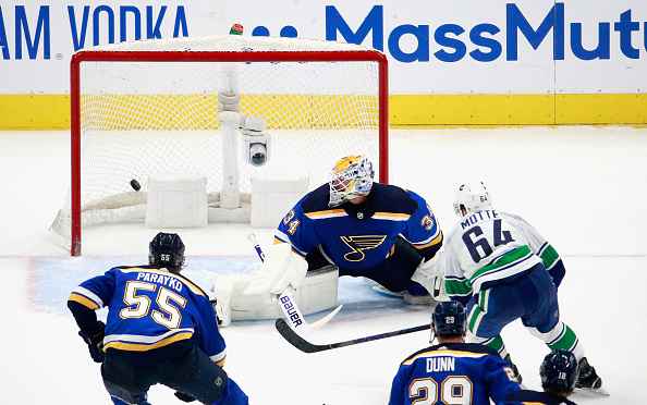 Puck Drop Preview 2020 21 St Louis Blues Last Word On
