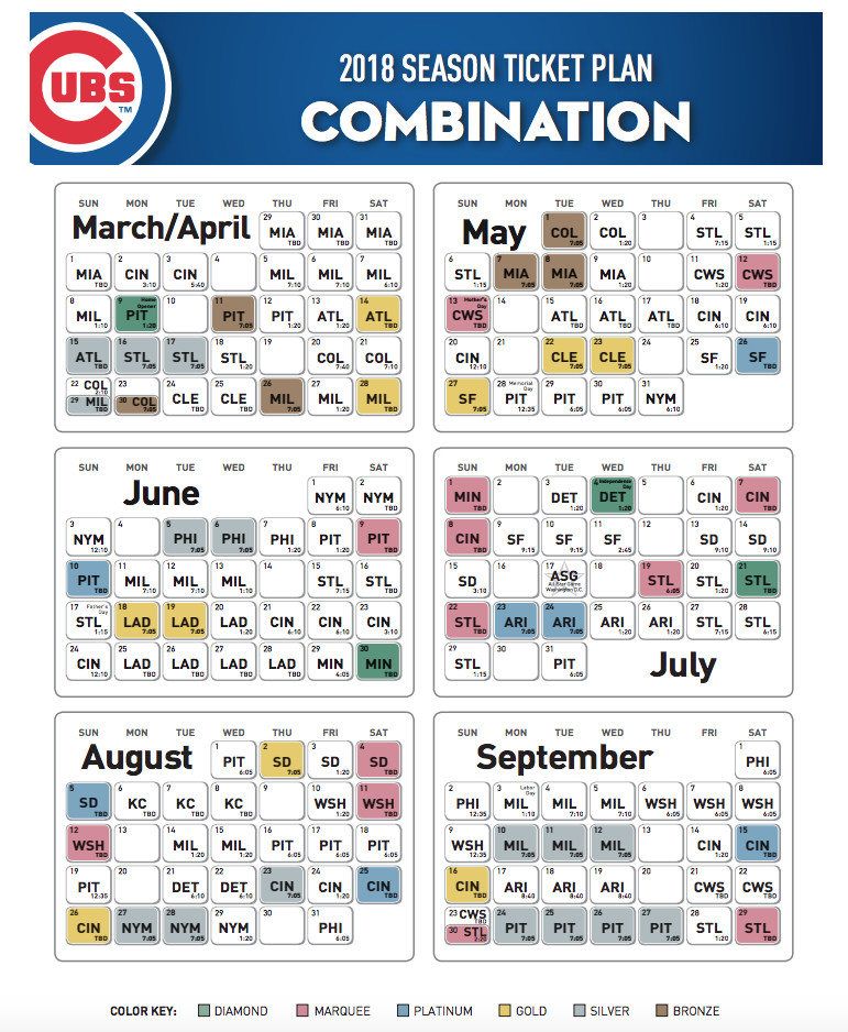 Sassy Chicago Cubs Printable Schedule Tara Blog