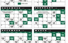 Dallas Stars Schedule Printable