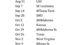 Tcu Football Schedule 2013 Google Search Tennessee