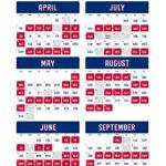 Texas Rangers Announce 2021 Regular Season Schedule