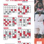 Washington Wizards Schedule