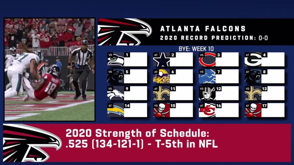 When Does 2021 Nfl Schedule Come Out