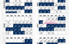 2019 Twins Schedule Minnesotatwins