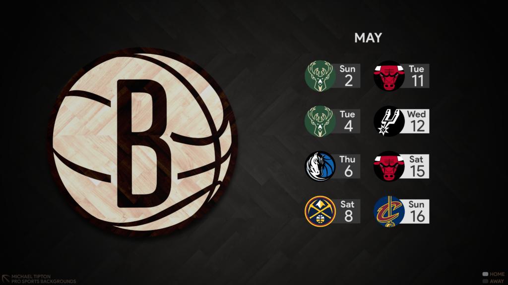 2021 Brooklyn Nets Wallpapers Pro Sports Backgrounds