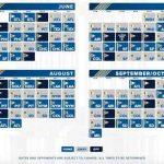 2021 Los Angeles Dodgers Team Schedule Batting Order