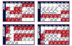 St Louis Cardinals Schedule Printable 2021