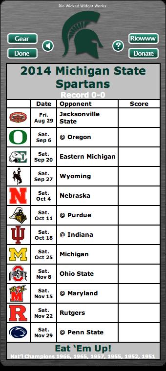 49 Michigan Football Schedule 2015 Wallpaper On