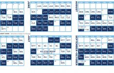 A Look At The 2015 Rays Schedule BRaysball Talk