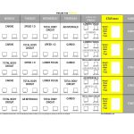 Best Of T25 Calendar Printable Free Printable Calendar