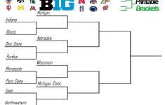 Big Ten Basketball Tournament Big Ten Basketball
