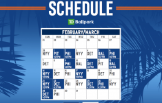 Blue Jays To Begin Spring Training Games This Month