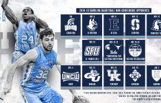 Carolina Tar Heels Basketball Schedule MISHKANET COM