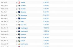 Cleveland Cavaliers Schedule For 2020 21 Season