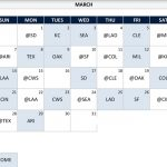 Cubs Announce Revised 2021 Spring Training Schedule Cubs