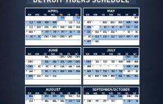 Detroit Tigers 2021 Schedule Motor City Spartans