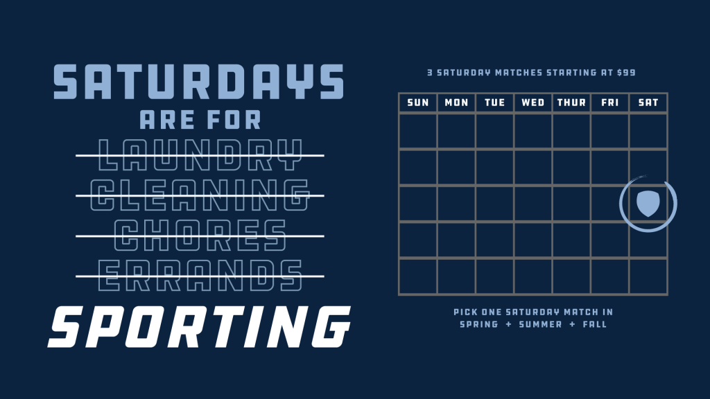 Explore New Sporting KC Ticket Packages For 2020 Season