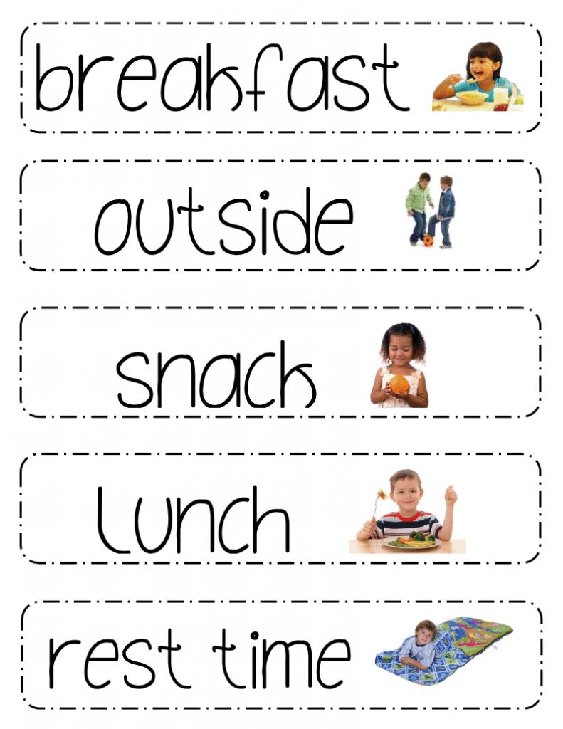 Living The Teaching Life Classroom Management Preschool