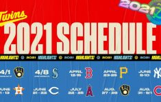 MLB Drops 2021 Schedule KVRR Local News
