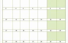 Monthly Schedule Template Excel Best Of 22 Monthly Work