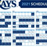 New York Yankees Schedule 2021 Printable