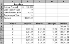 Printable Amortization Schedule Template 111 Excel Templates