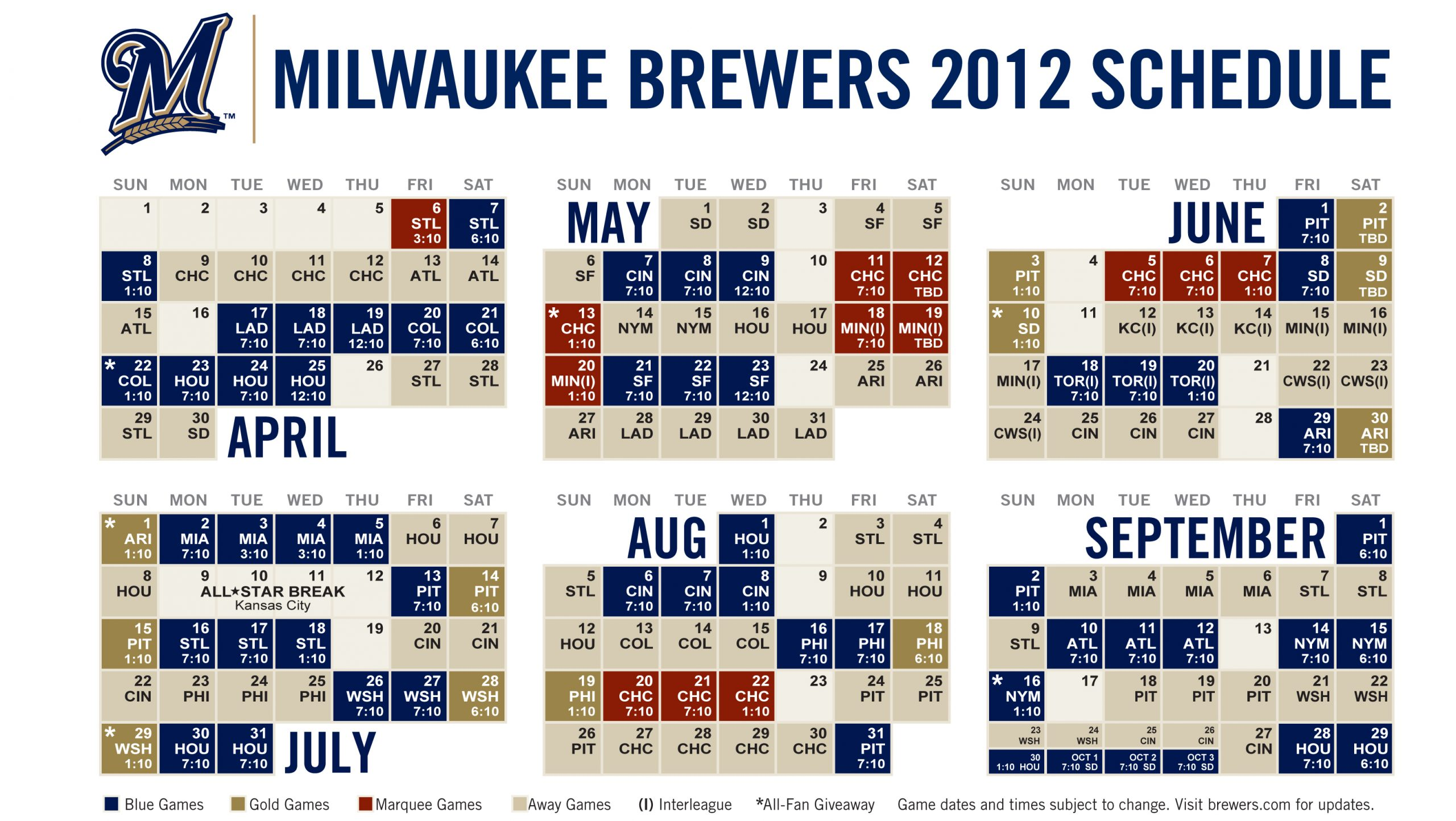 Ready For Some Baseball Check Out The Milwaukee Brewer s