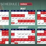Red Sox 2015 Schedule Boston Pinterest Red Socks