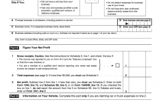 Schedule C Ez Form Fill Out And Sign Printable PDF