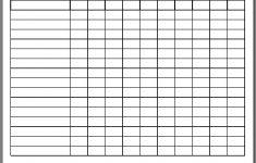 Schedule Templates Free Printable 1800HART PrePosting