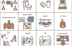 School Picture Schedule Picture Schedule Visual