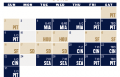 The Best Printable Brewers Schedule Pierce Blog