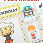 This Is Why Visual Schedules Help Children Kids Schedule