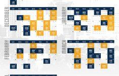 Utah Jazz ROOT SPORTS Printable Schedule