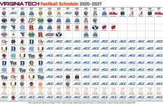 Virginia Tech Announces Future Home And Home Series With