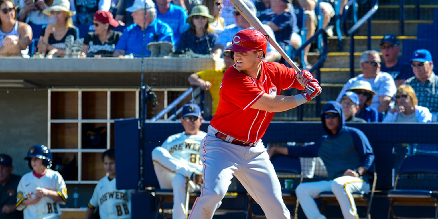 Weekly Wrap Up Reds Spring Training 3 16 Bats
