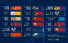 Your Seahawks 2019 2020 Schedule Seahawks