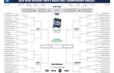 2019 NCAA Tournament Bracket Schedule Scores Updates