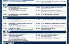 Blue Jays Announce 2021 Schedule Bluebird Banter