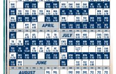 Mariners Schedule Duwamish TMA
