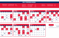 Schedule Downloads Washington Capitals