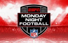 Who Is Playing Monday Night Football Tonight Time TV