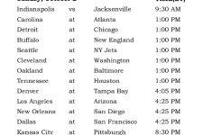DAR Sports NFL Week 4 Preview