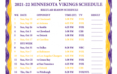 Packers Schedule 2021 2022 Printable 2021 2022 Chicago