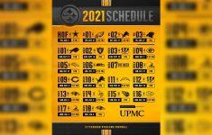 Steelers 2021 Schedule Includes Five Primetime Games
